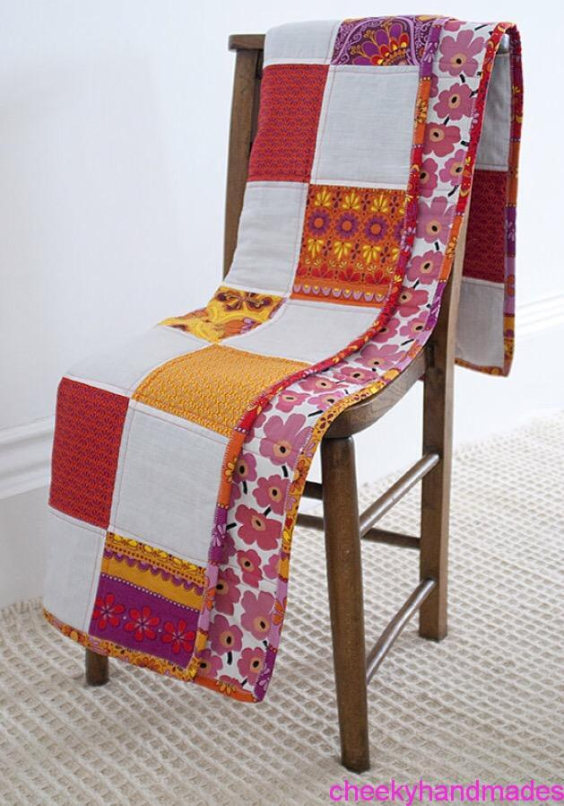 Unique bespoke handmade quilts
